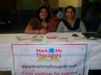 MarkMyThoughts at Gopal Sharma Schools