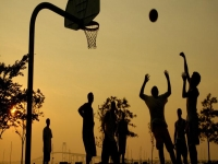 Basketball Victors