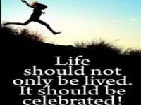 I Celebrate Who I Am